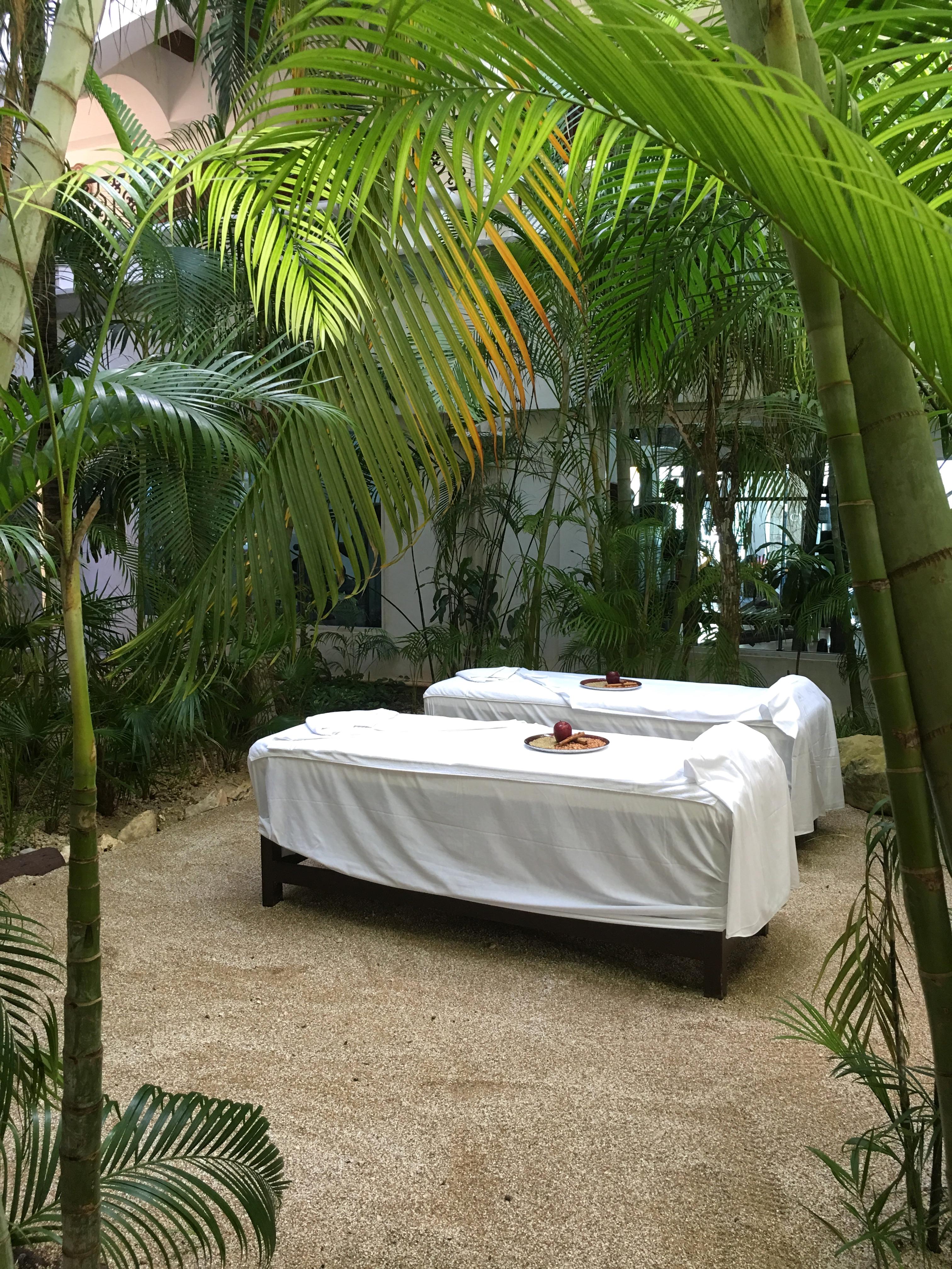 the royal playa del carmen massage