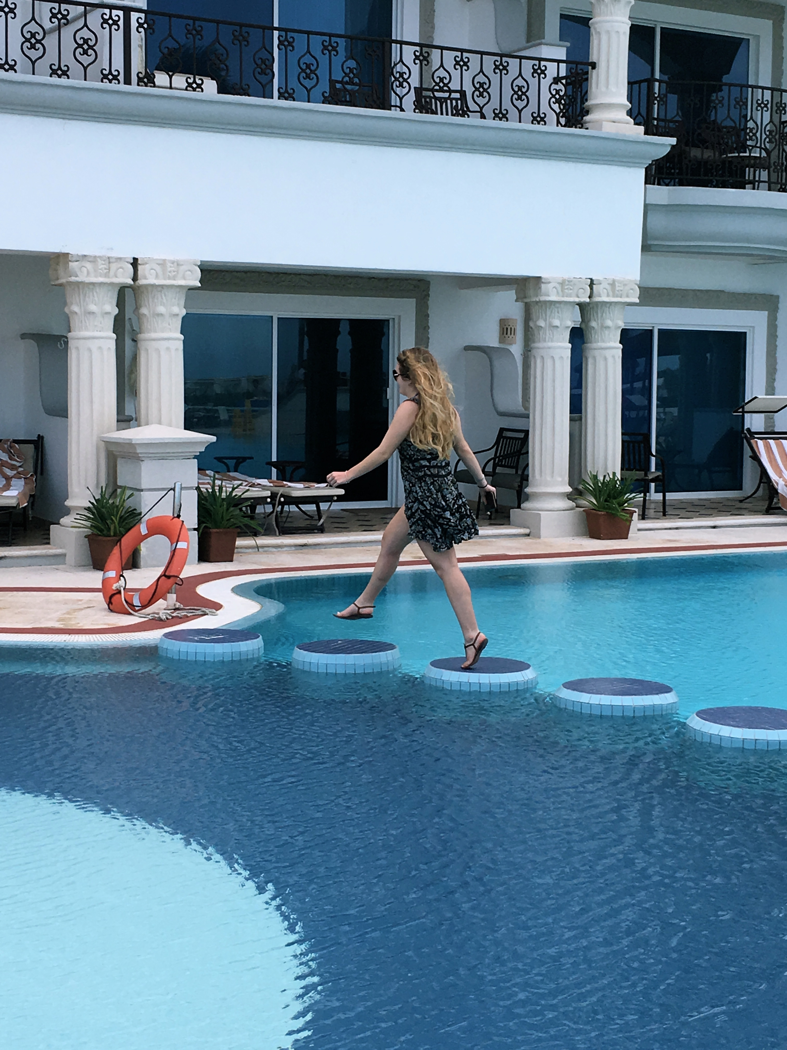 the royal playa del carmen pool 5