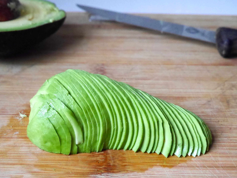 avocado rose tutorial 1