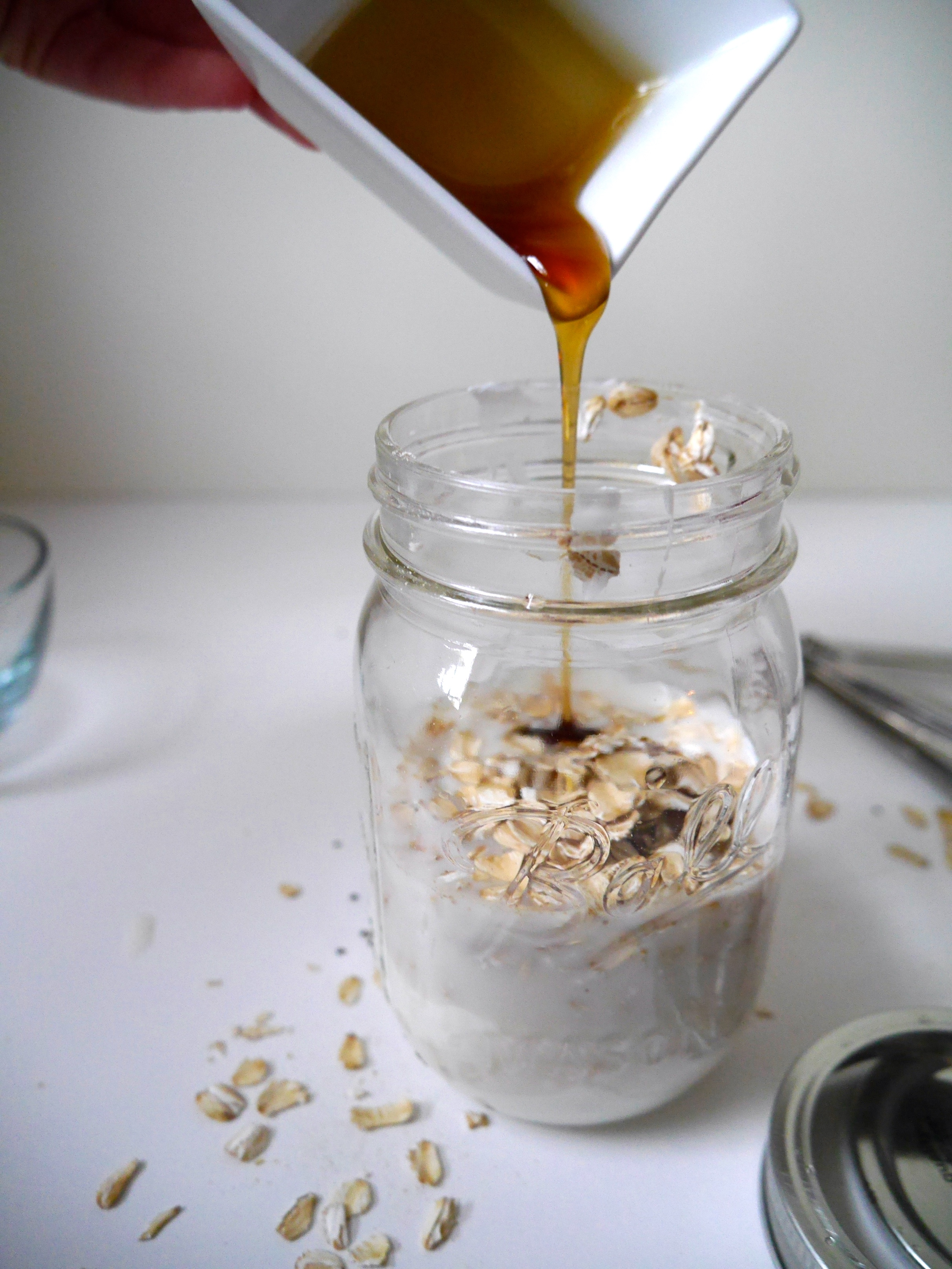 protein overnight oats 5