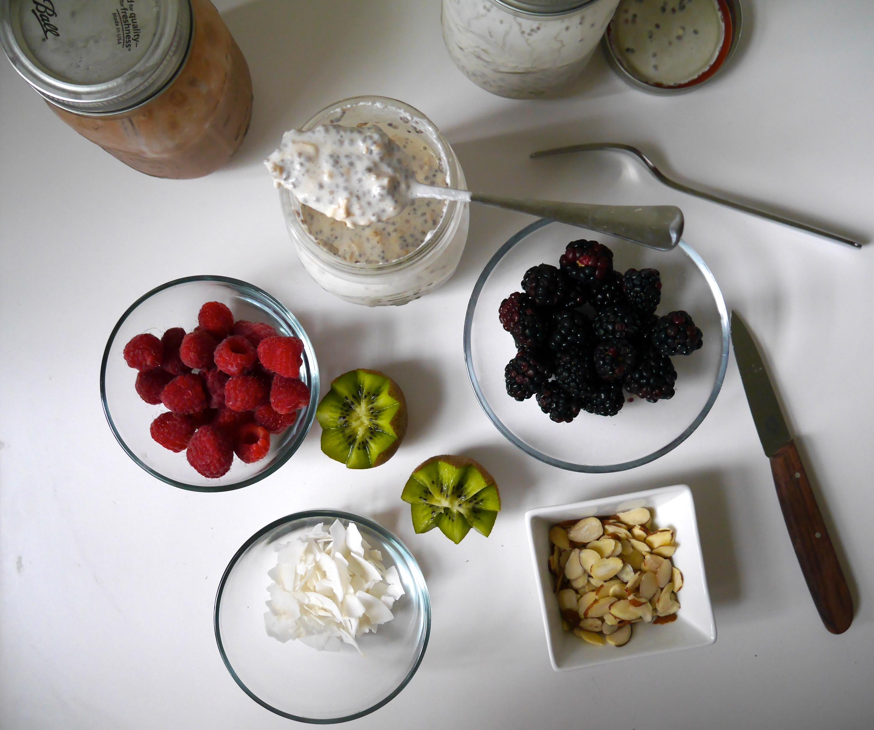protein overnight oats 7